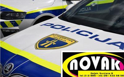 Jedinica policije na autocesti